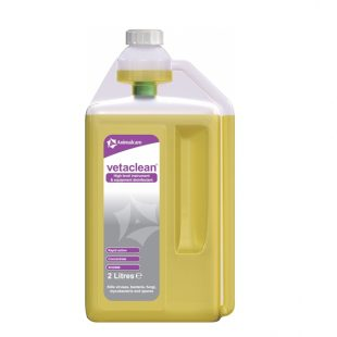 Vetaclean High Level Instrument Disinfectant 2Ltr