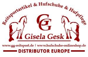 Gg reitsport logo distribution europe vet-way distributors